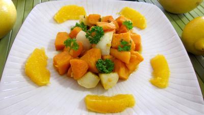 Patates douces à l'orange façon américaine - 9.4