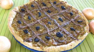 Cuisine diététique : Pissaladière niçoise