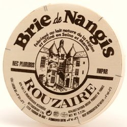 Photo : Bote de fromage de brie-de-Nangis