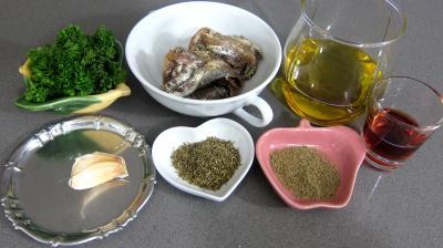 Ingrédients pour la recette : Anchoïade