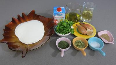 Ingrédients pour la recette : Cervelle de canut