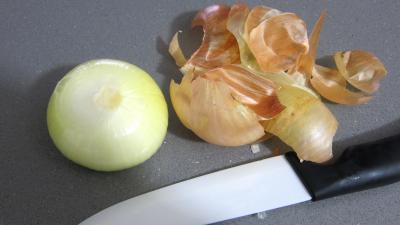 Cacahuètes grillées et ses restes de légumes - 1.4