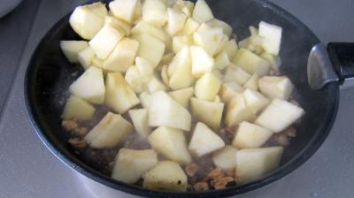 Paupiettes de dinde aux pommes et aux chips - 5.2