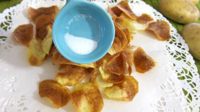 Chips de pommes de terre - 4.3