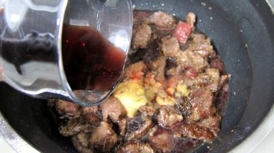 Ragoût de boeuf aux champignons à la juive - 7.1