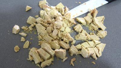 Magret au foie gras et aux brocolis - 2.1