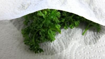 Cubes de cake aux brocolis et ricotta - 1.2