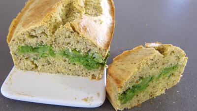 Cubes de cake aux brocolis et ricotta - 7.4