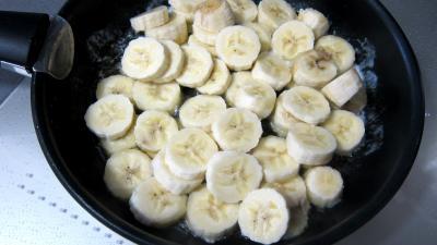 Gâteau aux amandes et aux bananes - 6.4