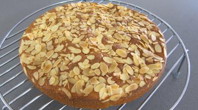 Gâteau aux amandes et aux bananes - 8.1