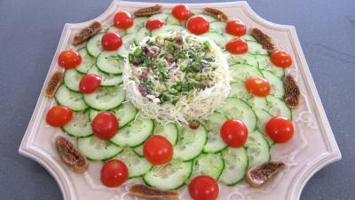 Salade de gambas - 5.2