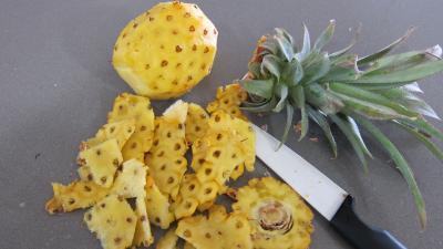 Filets mignon de porc ananas et crème de coco - 3.1