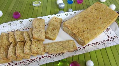 Recette Biscotti aux cacahutes