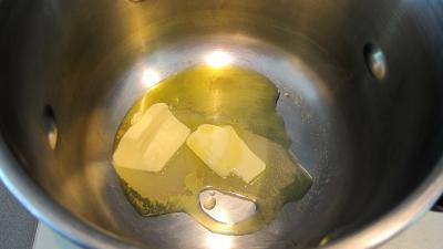 Broutes et blancs de poulet en soupe - 5.2