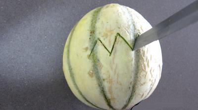 Cocktails perles de melon au porto - 1.1