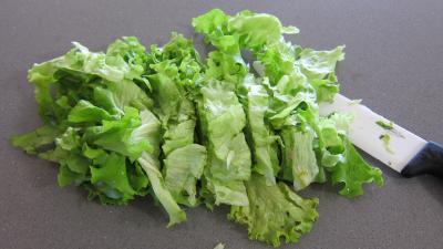 Fines herbes et légumes en velouté - 4.3