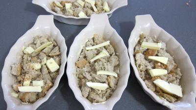 Cassolettes de pain au munster - 8.2