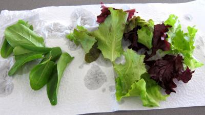 Couscous, légumes, fines herbes et gambas - 1.4