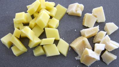 Escalopes de veau gratinées aux fromages - 5.4