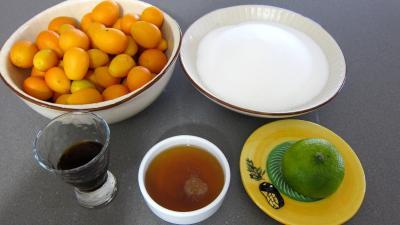 Ingrédients pour la recette : Confiture de kumquat