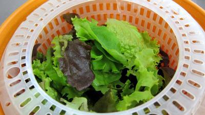 Restes de poulet en salade - 1.2