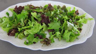 Restes de poulet en salade - 4.1