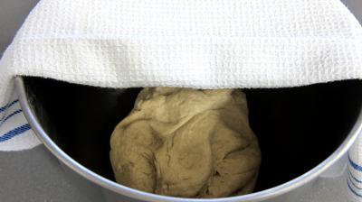 Boules de pains au levain à l'ancienne - 4.3