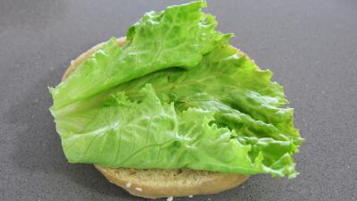 Hamburgers au cabillaud et aux asperges - 9.4