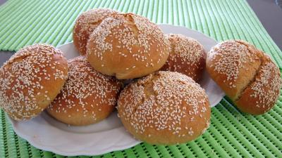 Hamburgers au cabillaud et aux asperges - 2.1