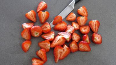 Pain perdu et ses brochettes de fruits à la plancha - 3.3