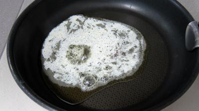 Salade tiède de poisson - 4.3