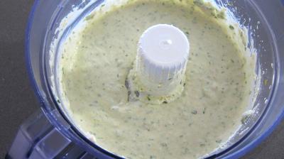 Roulé au fromage et aux épinards - 6.3