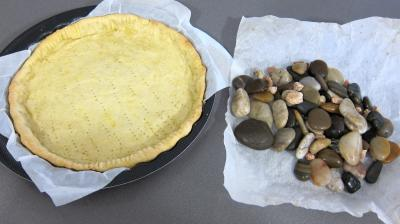 Quiche au fromage nature à la laitue - 9.1