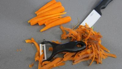 Ballotins d'asperges, d'haricots beurre et carottes - 1.4