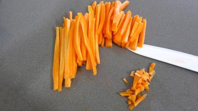 Ballotins d'asperges, d'haricots beurre et carottes - 2.2