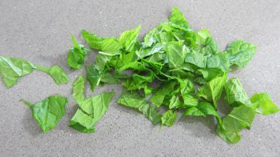 Salade haricots beurre du jardin - 2.4