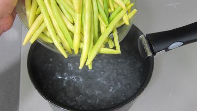 Salade haricots beurre du jardin - 5.4