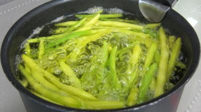 Salade haricots beurre du jardin - 6.2