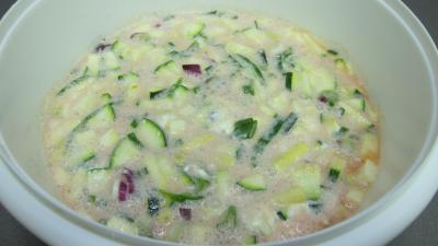 Potage aux courgettes - 9.2