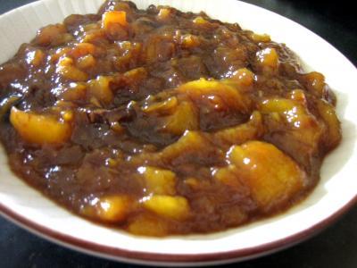 Image : Ramequin de chutney aux mangues