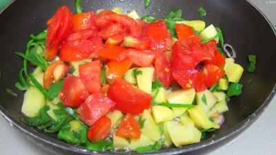 Blanquette de légumes - 10.3