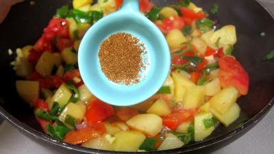 Blanquette de légumes - 11.1