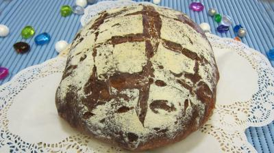 gluten : Le pain de gluten
