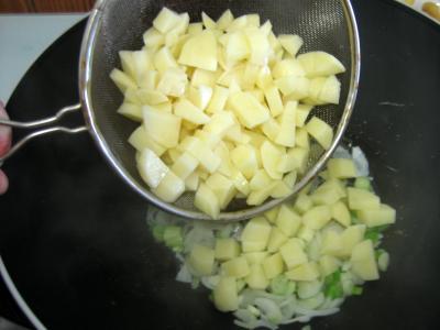 Soupe de dinde aux épis de maïs façon Chinoise - 5.3