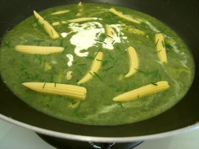 Soupe de dinde aux épis de maïs façon Chinoise - 9.4