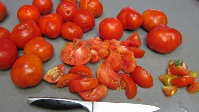 Gazpacho andalou aux poivrons verts - 1.2