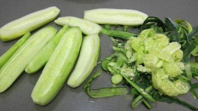 Gazpacho andalou aux poivrons verts - 1.4