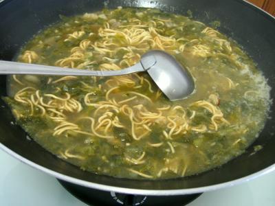 Soupe de boeuf et nouilles façon chinoise - 8.1