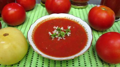 Recette Sauce tomate au basilic en conserve