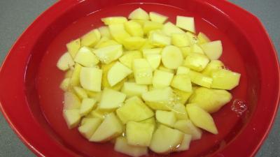 Pommes de terre à la sauce blanche - 2.1